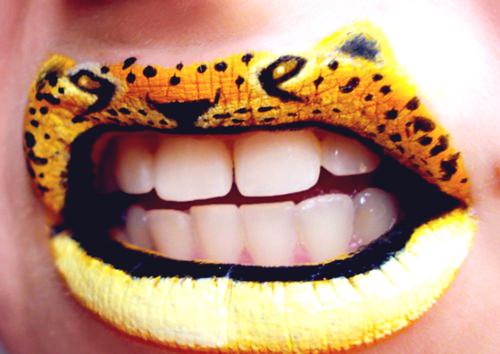 leopard lips-f56349